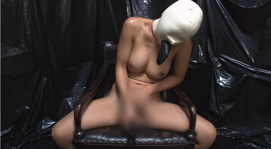 Rubber Mask009